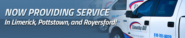 Service Areas - Heating Repair Company