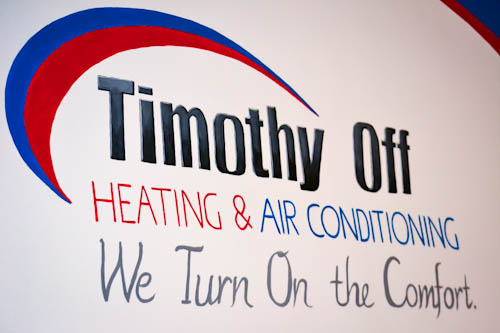 Timothy Off Heating