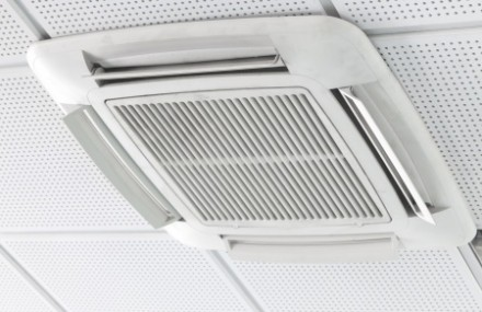 air conditioning work