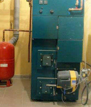 Oil Heating Services