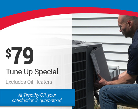 $79 Tune Up – HVAC Specials