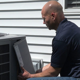 Timothy Off HVAC Inspection