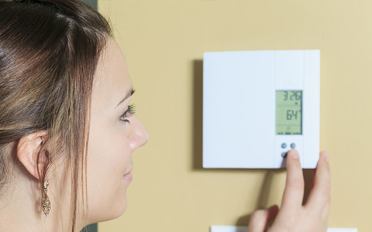 Switch to a Programmable Thermostat