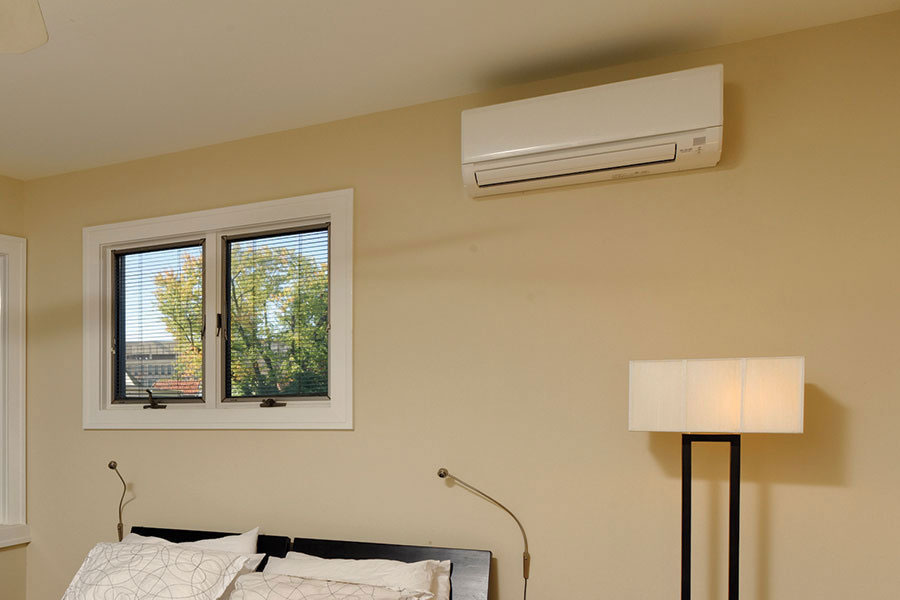 Mitsubishi Ductless Indoor Unit