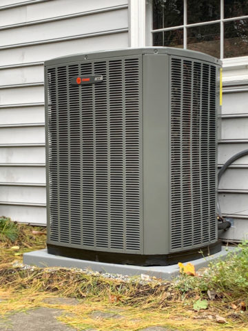 Outdoor XR16 AC Unit