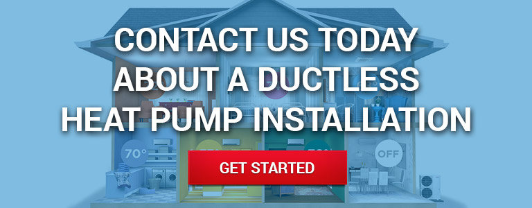 Multi Zone Ductless Heat Pump