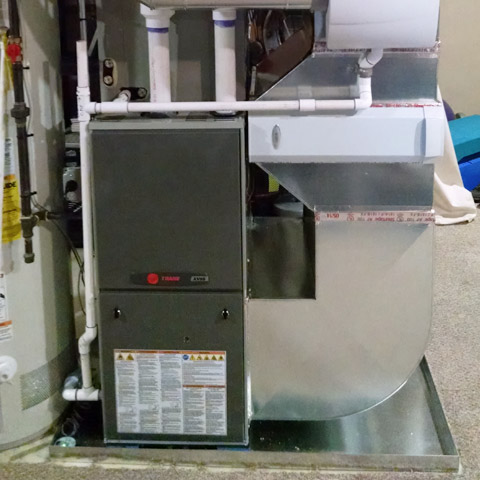 Heating Installation Option - Central Heating