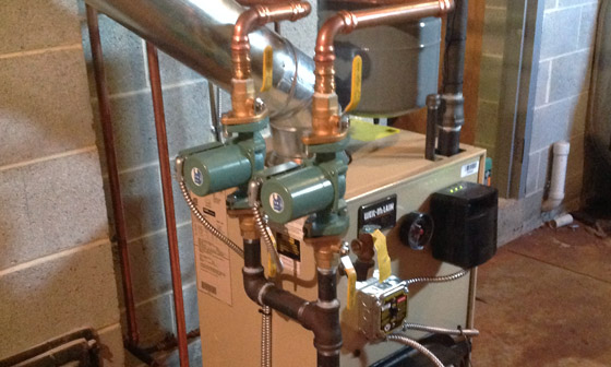 Boiler Heating Installations