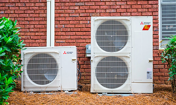 Ductless Mini Split System Installations