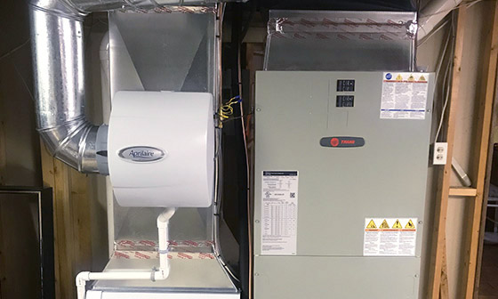 Hybrid Heating System Installations