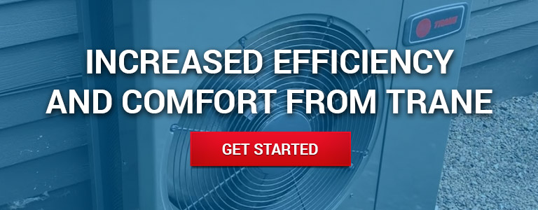 Trane Heat Pumps Offer Increased Efficiency and Comfort
