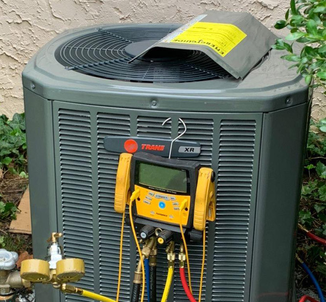Air Conditioning Tune-Up and Maintenance