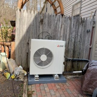 Downingtown Heat Pump Replacement New After