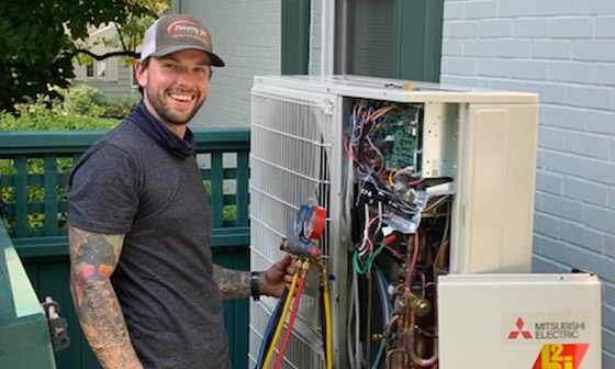 Ductless Air Conditioning Tune-Up