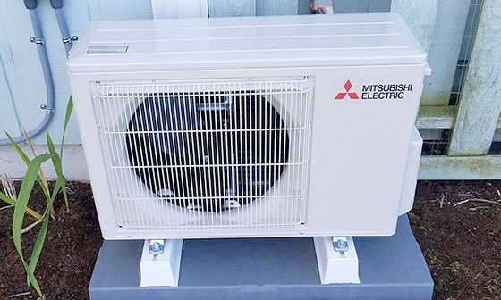 Ductless Mini Split AC Replacement