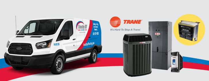 Trane 60 Month Special Financing