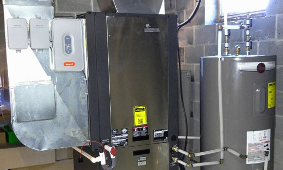 Geothermal Air Conditioning Installation