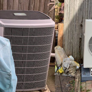 Heat Pump Replacement in Downingtown