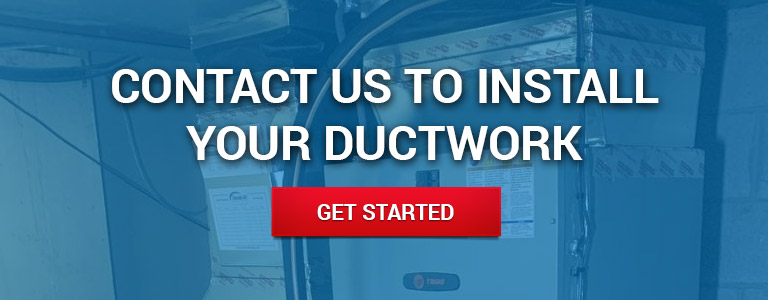 Contact Us to Install Your Ductwork