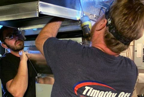 Ductwork Installation and Repair Services
