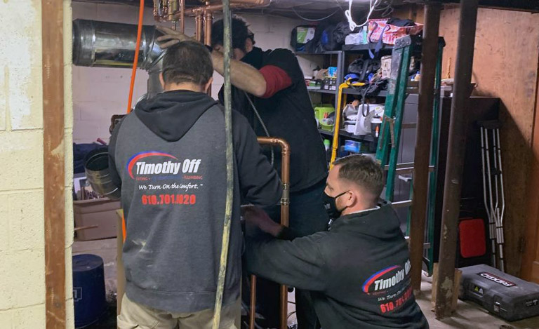 Residential Furnace Repair Services